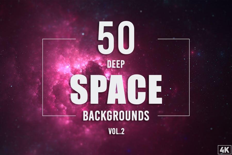 Deep Space Background Designs