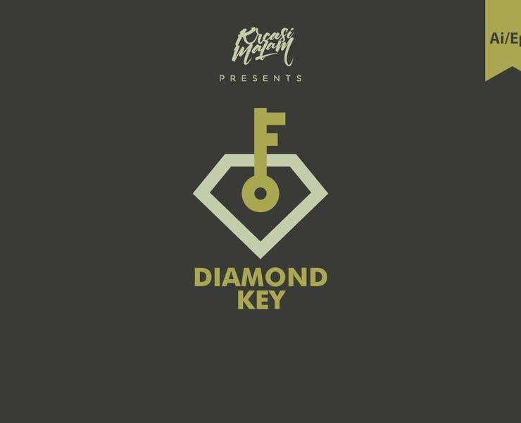 21+ FREE Diamond Logo Designs Template Download