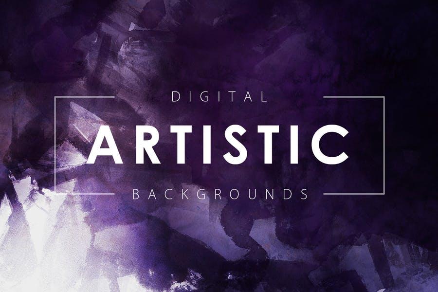 Artistic Digital Backgrounds
