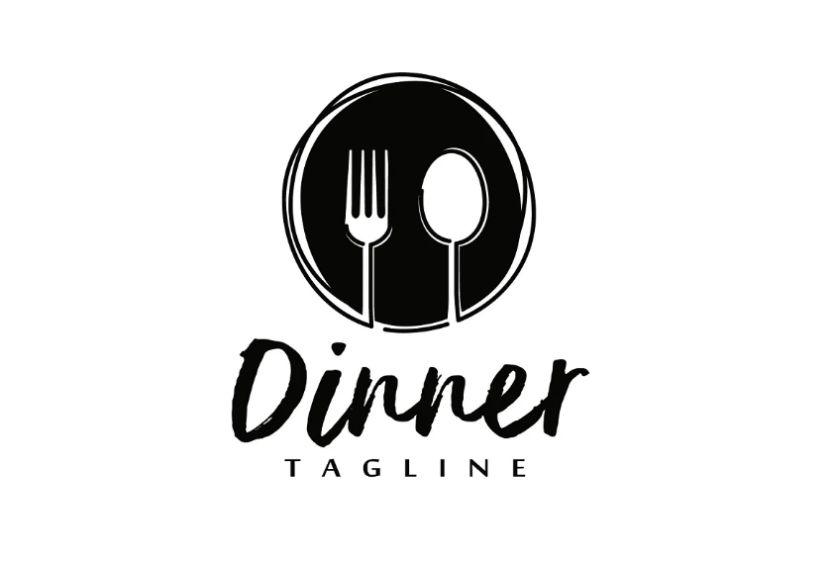 Dinner Restaurant Logo Designs