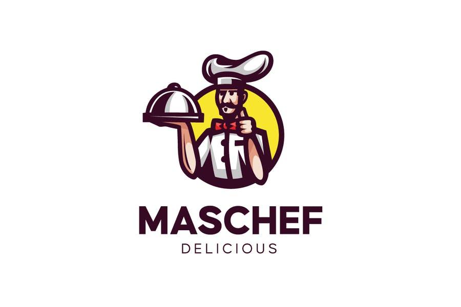 EdEditable Food Logo Design