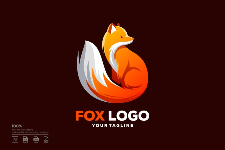 Editable Animal Branding Identity