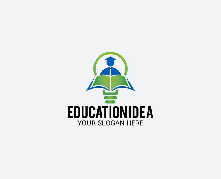 15+ Best Educational Logo Designs Template Download