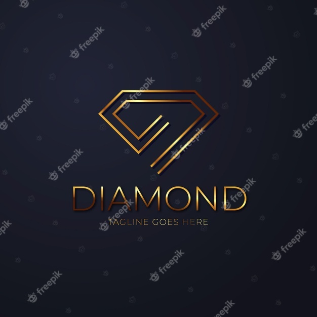 Elegant Diamond Logo