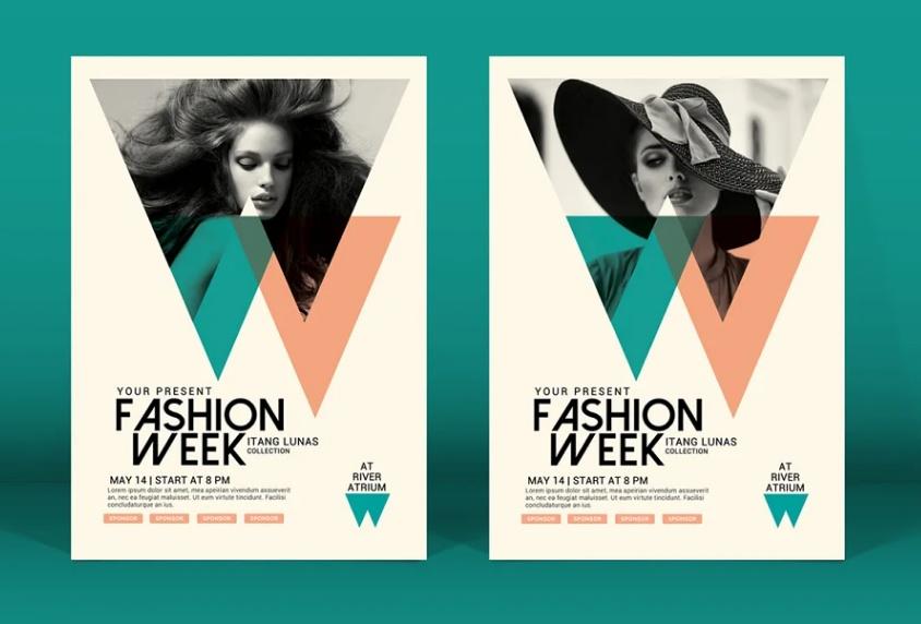 Elegant Fashion Flyer Template