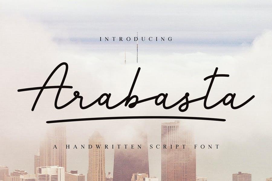 Elegant Invitation Fonts