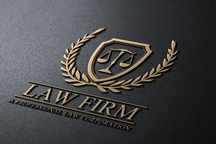 Elegant Law Firm Branding Identity