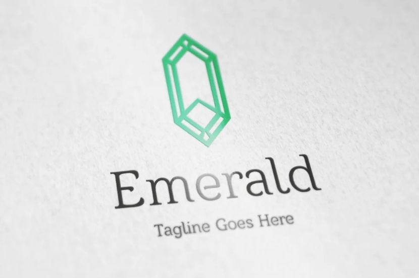Emerald Logo Designs