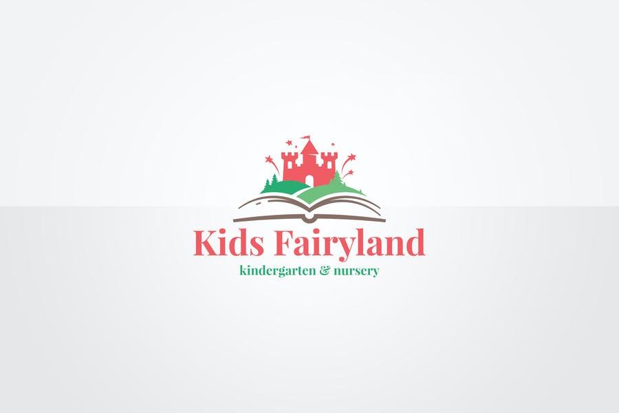Fairyland Logo Design Template