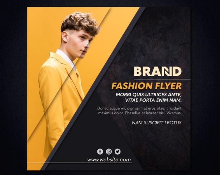 Fashion Brand Flyer