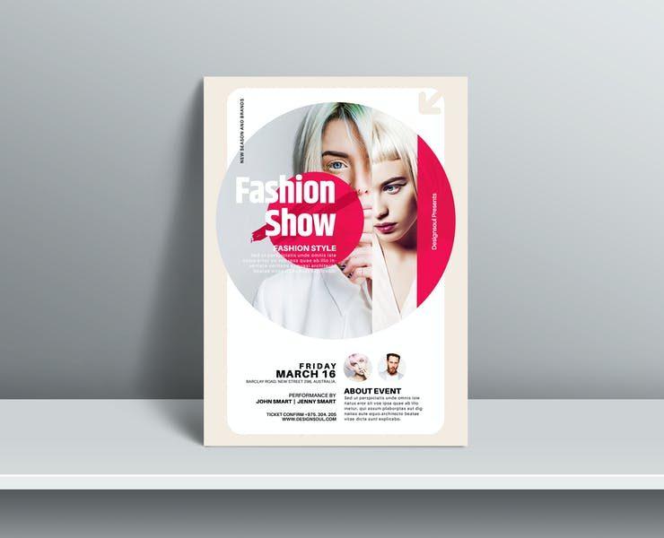 21+ Best Fashion Week Flyer Template Downloads