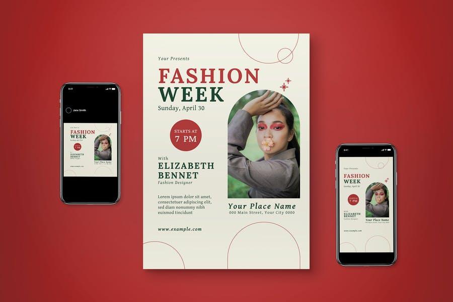 Fashion Week Set