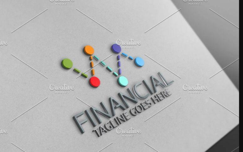 Financial Business Logo Designs