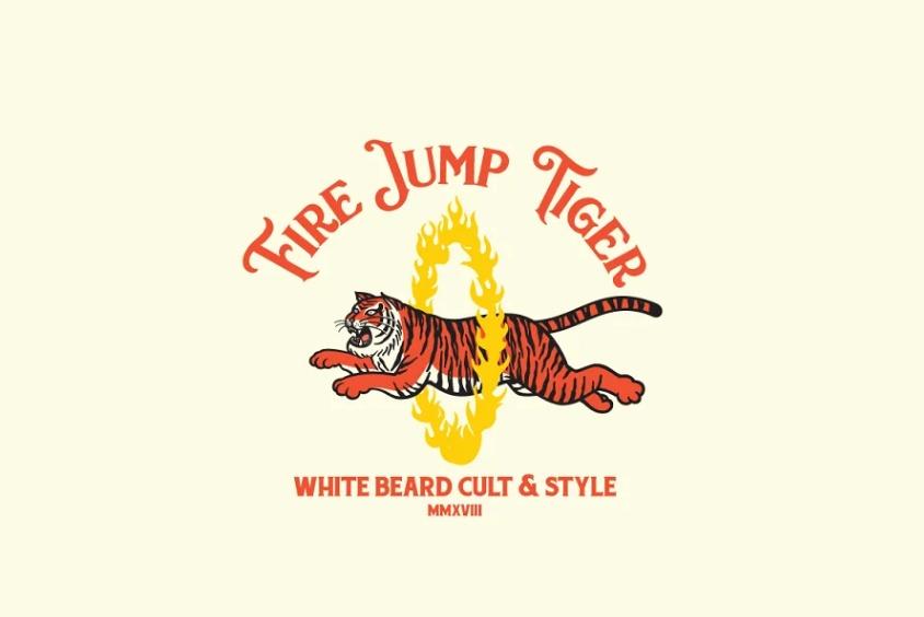 Fire Jump Logotype