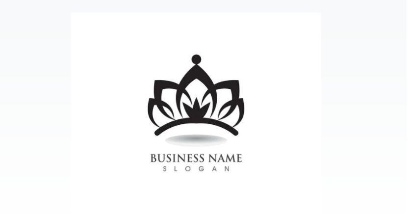 Floral Crown Branding Design