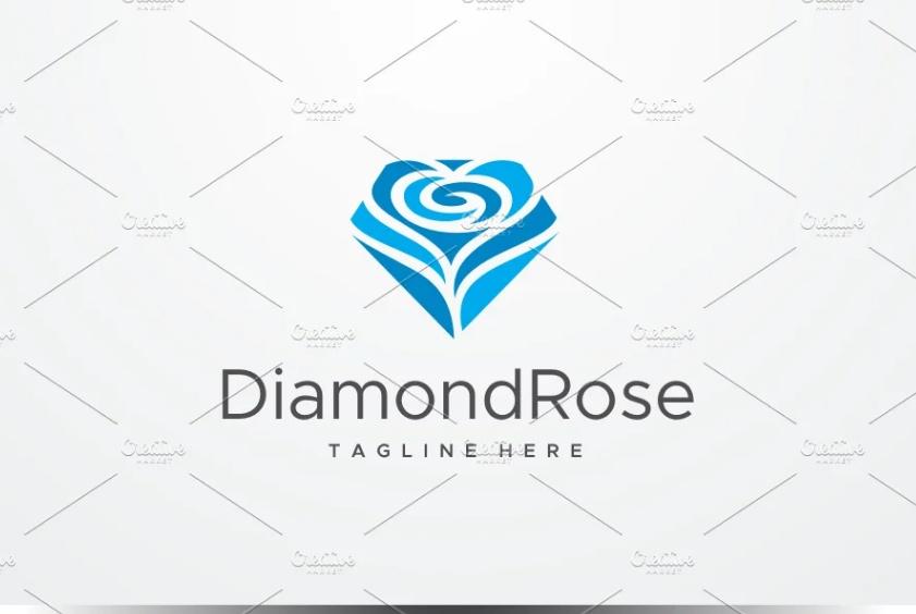 Florist Branding Logo Identity
