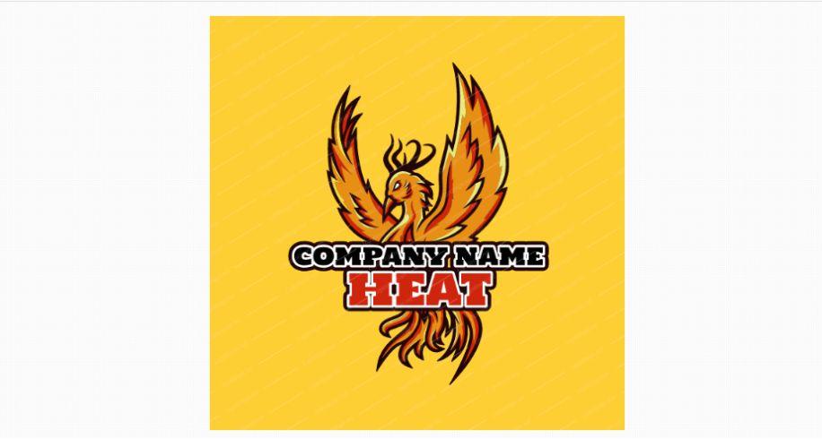 Flying Eagle Logo Design Free
