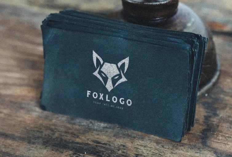 Fox Head Logo Identity