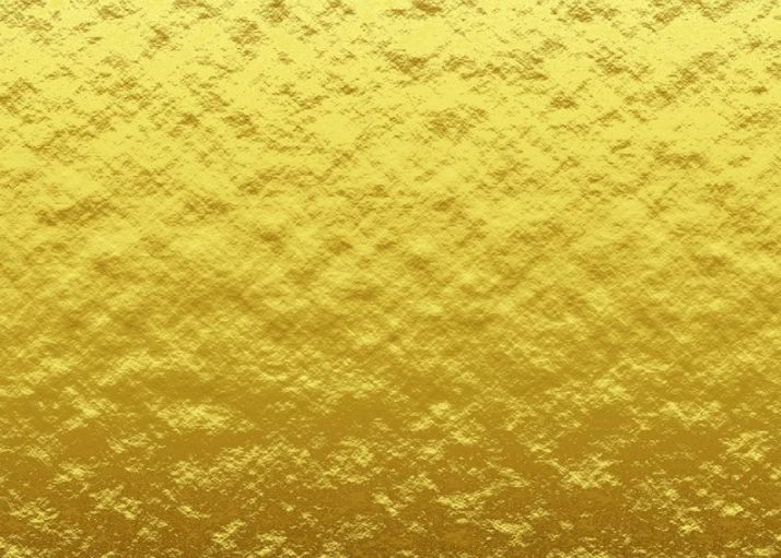 Free Abstract Gold Foil Background