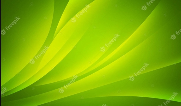 Free Abstract Green Wallapaper