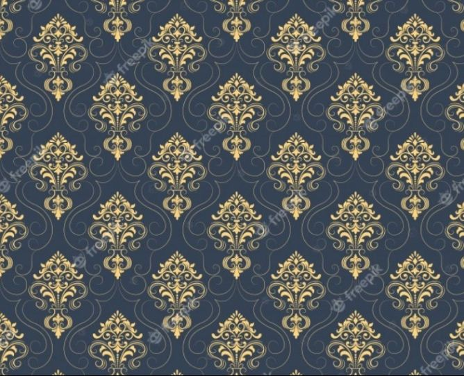 Free Antique Wallpaper Design