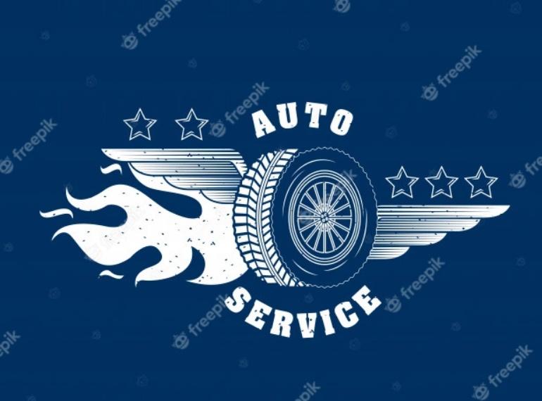 Free Auto Service Logo