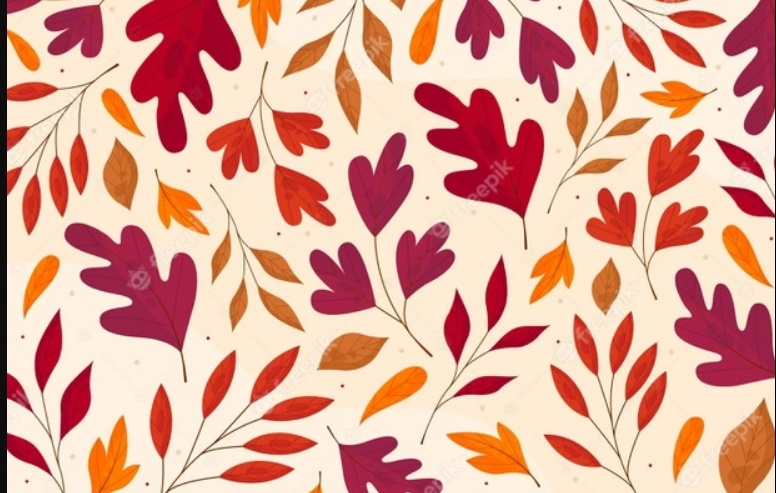Free Autumn Vector Background