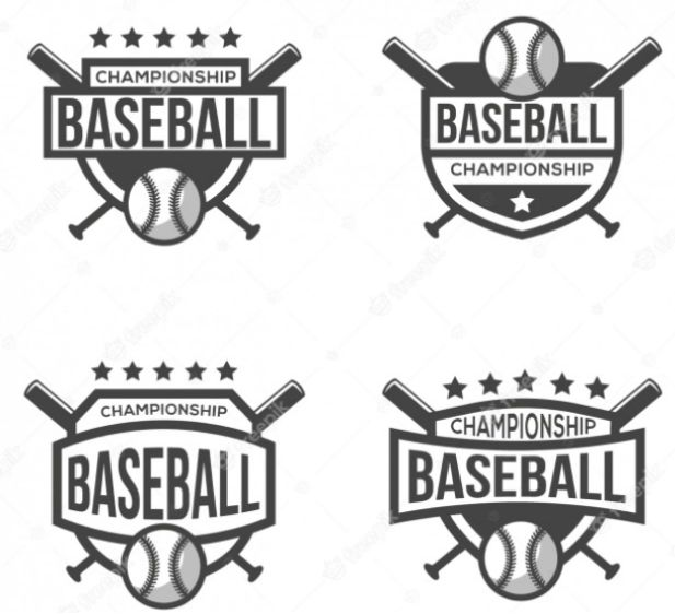 Free Baseball Championship Logo