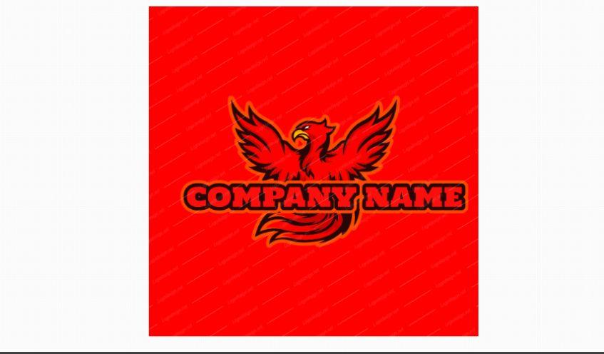 Free Bird Mascot Logo Design