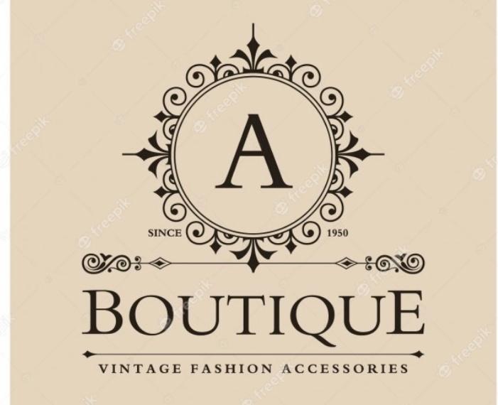 Free Boutique Style Logo