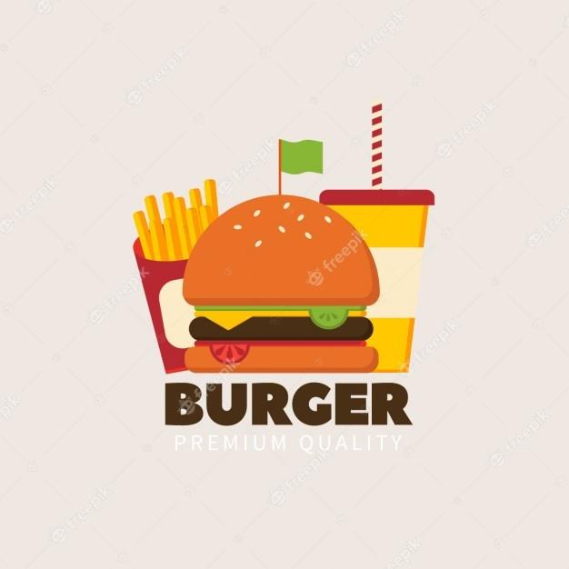 Free Burger Logo Design