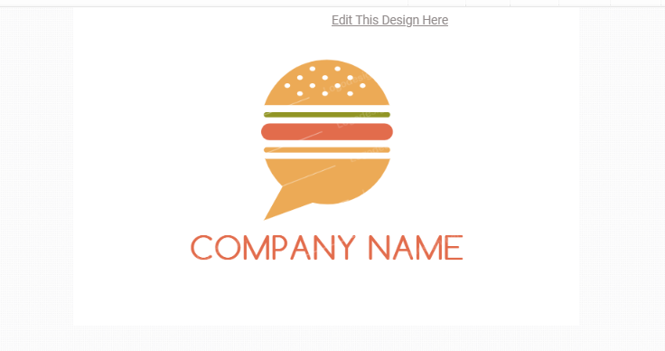 Free Burger company logo