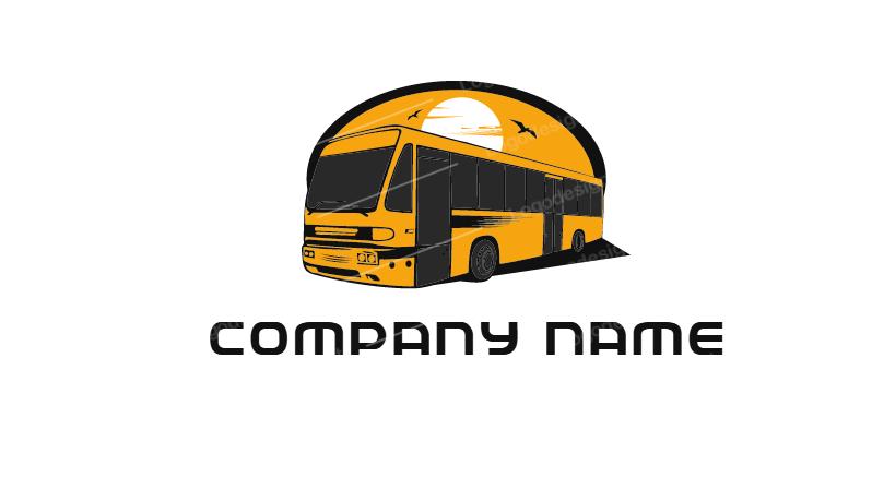 Free Bus Logotype Design