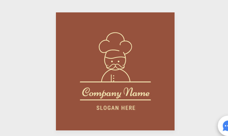 Free Chef Logo Design