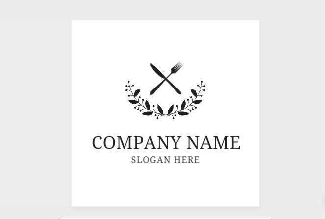 Free Creative Restaurant Logo Design