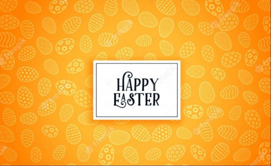 Free Easter Egg Background
