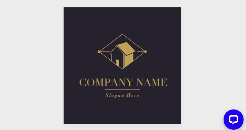 Free Elegant House Logotypes