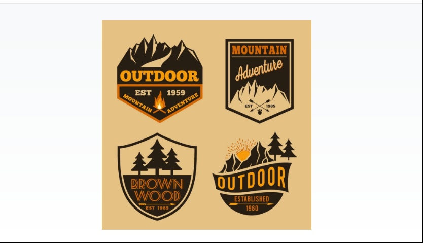 Free Forest Logo Design