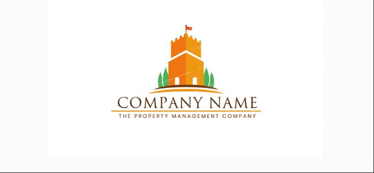 Free Fortress Logo Design