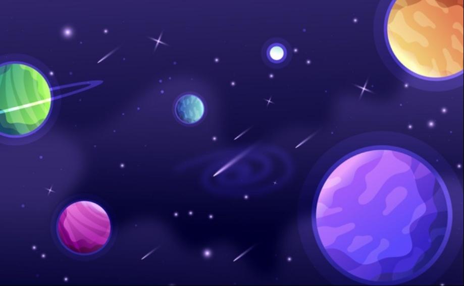 Free Galaxy Space Illustration