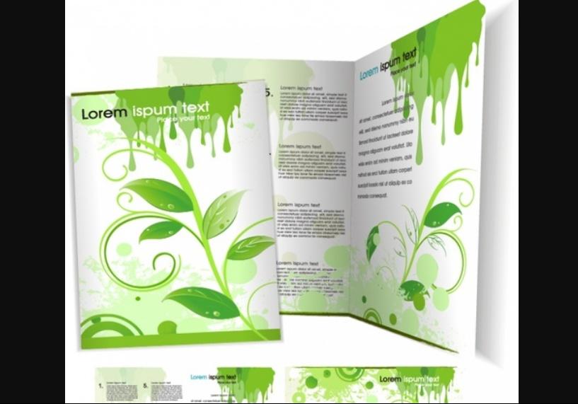 Free Garden Brochure Template