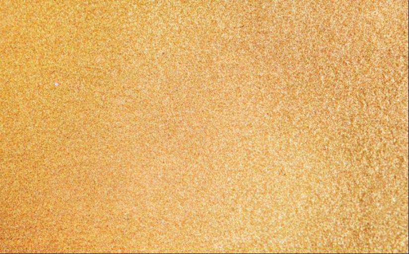 Free Gold Foil Background
