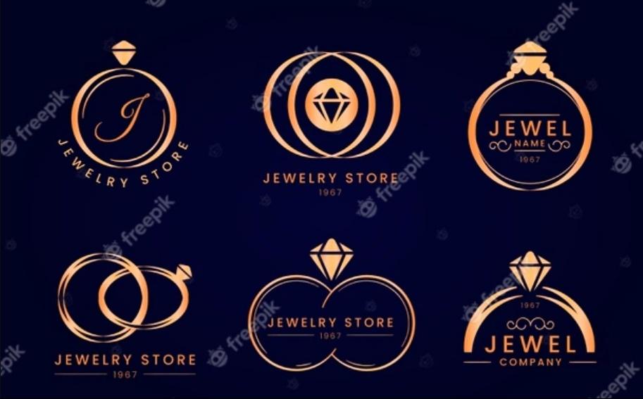 Free Gradient Ring Logo