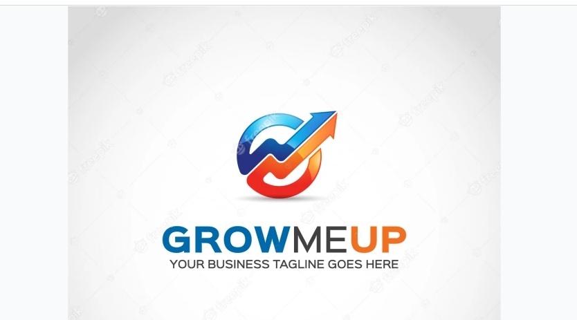 Free Growth Logo Design