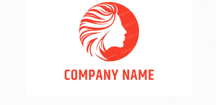 Free Hair Branding Design