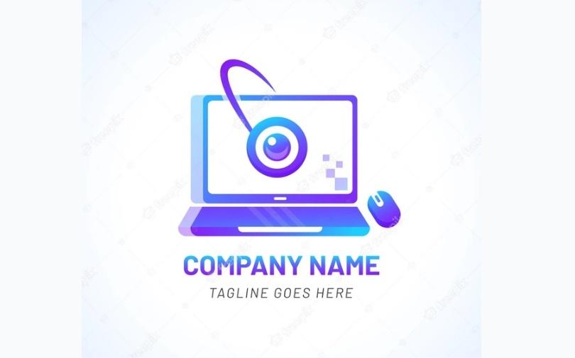Free Laptop Logo