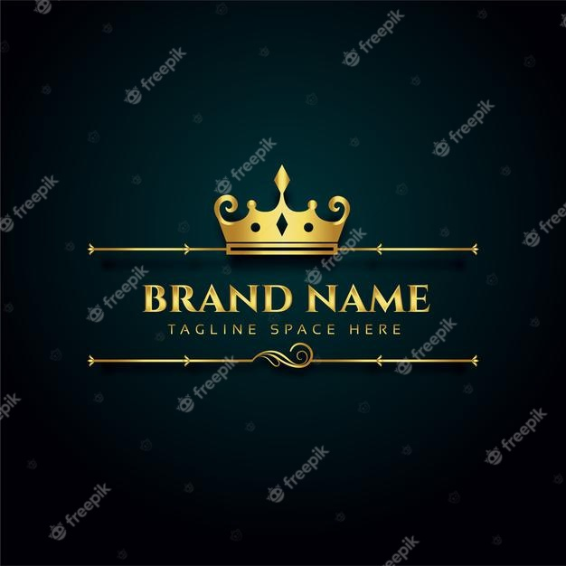Free Luxury Branding Design