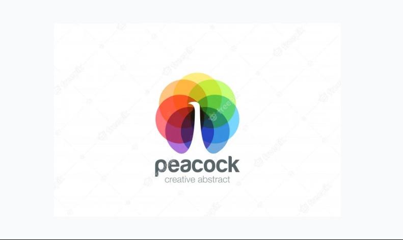 Free Negative Space Bird Logo