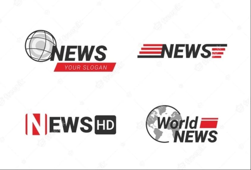 Free News Logo Set