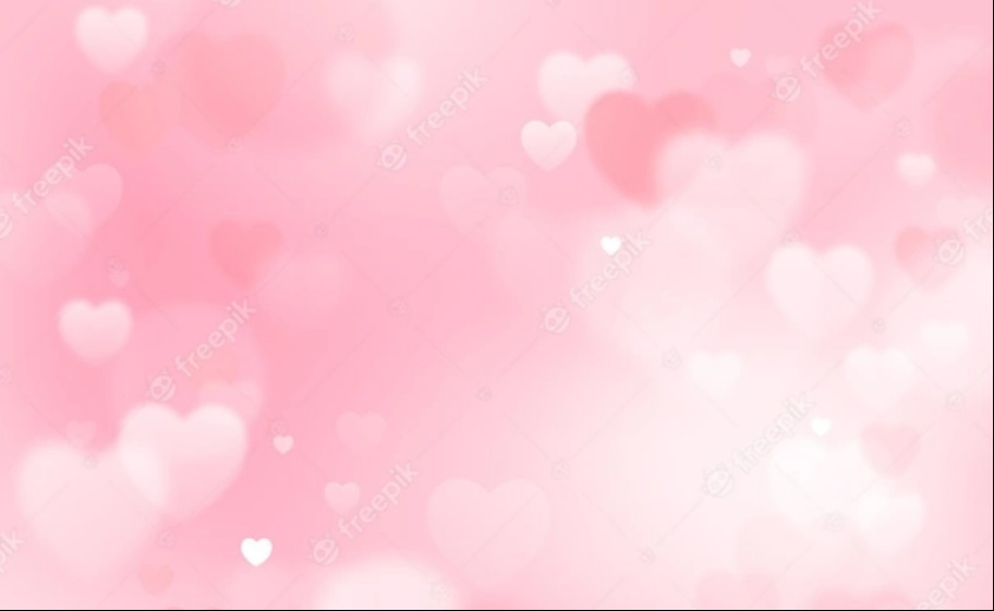 Free Pink Hearts Wallpapers